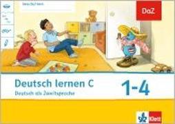 Cover-Bild zu Oscar. Deutsch lernen C 1.-4. Schuljahr. Deutsch als Zweitsprache. Arbeitsheft