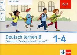 Cover-Bild zu Oskar. Deutsch lernen B 1.-4. Schuljahr. Sprachförderung und DaZ. Arbeitsheft