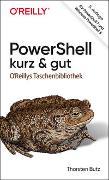 Cover-Bild zu PowerShell - kurz & gut von Butz, Thorsten