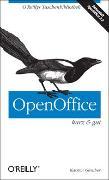 Cover-Bild zu OpenOffice - kurz & gut von Günther, Karsten