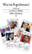 Cover-Bild zu Was ist Populismus? von Müller, Jan-Werner