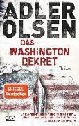 Cover-Bild zu Das Washington-Dekret von Adler-Olsen, Jussi