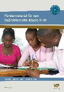Cover-Bild zu Fördermaterial für den DaZ-Unterricht: Klasse 9-10 von Angioni, Milena