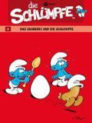 Cover-Bild zu Die Schlümpfe 04. Das Zauberei und die Schlümpfe von Peyo