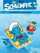 Cover-Bild zu Die Schlümpfe 27. Die Schlümpfe machen Urlaub von Peyo