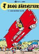 Cover-Bild zu Benni Bärenstark Bd. 1: Die roten Taxis (eBook) von Peyo