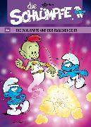 Cover-Bild zu Die Schlümpfe 34: Die Schlümpfe und der Flaschengeist (eBook) von Culliford, Thierry