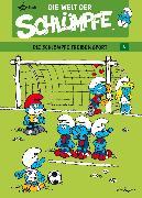 Cover-Bild zu Die Welt der Schlümpfe Bd. 6 - Die Schlümpfe treiben Sport (eBook) von Peyo