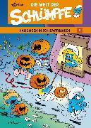 Cover-Bild zu Die Welt der Schlümpfe Bd. 5 - Halloween in Schlumpfhausen (eBook) von Peyo