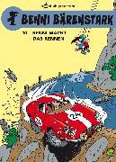 Cover-Bild zu Benni Bärenstark Bd. 10: Benni macht das Rennen (eBook) von Peyo