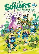 Cover-Bild zu Die Schlümpfe und das verlorene Dorf Bd. 1: Der verbotene Wald (eBook) von Jost, Peyo; Alain