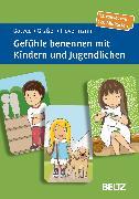 Cover-Bild zu Gefühle benennen mit Kindern und Jugendlichen von Botved, Annika
