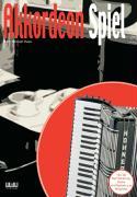 Cover-Bild zu Akkordeon Spiel von Haas, Peter Michael