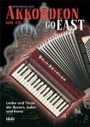 Cover-Bild zu Akkordeon Go East von Haas, Peter Michael