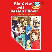 Cover-Bild zu Pizzabande, Folge 3: Ein Geist mit nassen Füßen (oder Computerdiebe) (Audio Download) von Scheffler, Ursel