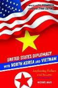 Cover-Bild zu United States Diplomacy with North Korea and Vietnam (eBook) von Haas, Michael