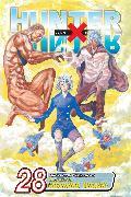 Cover-Bild zu Togashi, Yoshihiro: Hunter x Hunter, Vol. 28