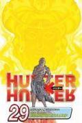 Cover-Bild zu Togashi, Yoshihiro: Hunter x Hunter, Vol. 29