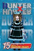 Cover-Bild zu Togashi, Yoshihiro: Hunter x Hunter, Vol. 15