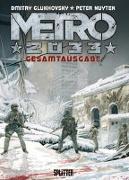 Cover-Bild zu Glukhovsky, Dmitry: Metro 2033 (Comic) Gesamtausgabe