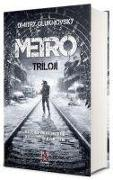 Cover-Bild zu Glukhovsky, Dmitry: Metro - Triloji