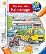 Cover-Bild zu tiptoi® Die Welt der Fahrzeuge von Flucht, Daniela