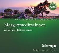 Cover-Bild zu Morgenmeditationen - Meditations-CD von Betz, Robert T.