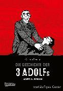 Cover-Bild zu Tezuka, Osamu: Die Geschichte der 3 Adolfs 1