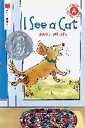 Cover-Bild zu I See a Cat von Meisel, Paul