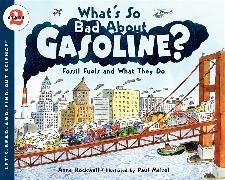 Cover-Bild zu What's So Bad About Gasoline? von Rockwell, Anne