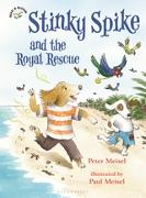 Cover-Bild zu Stinky Spike and the Royal Rescue (eBook) von Meisel, Peter