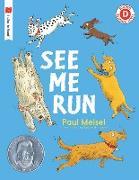Cover-Bild zu See Me Run von Meisel, Paul