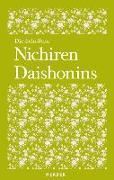 Cover-Bild zu Die Schriften Nichiren Daishonins