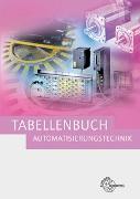 Cover-Bild zu Tabellenbuch Automatisierungstechnik von Dahlhoff, Heinrich