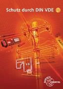 Cover-Bild zu Schutz durch DIN VDE von Fritsche, Hartmut