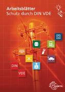Cover-Bild zu Arbeitsblätter Schutz durch DIN VDE von Brehm, Sven