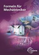 Cover-Bild zu Formeln für Mechatroniker von Häberle, Gregor