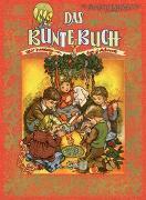 Cover-Bild zu Das Bunte Buch - Weihnachts-Bastelbögen von Czerwenka, Erwin (Hrsg.)
