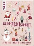 Cover-Bild zu WeihnAchtsamkeit. 24 kreative Türchen zu dir selbst von Heidenreich, Franziska