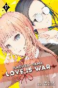 Cover-Bild zu Akasaka, Aka: Kaguya-sama: Love is War, Vol. 17