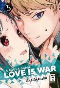 Cover-Bild zu Akasaka, Aka: Kaguya-sama: Love is War 05