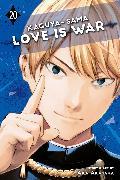 Cover-Bild zu Akasaka, Aka: Kaguya-sama: Love Is War, Vol. 20