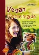 Cover-Bild zu Vegan Homemade von Pfleger, Lisa