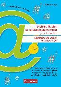 Cover-Bild zu Digitale Medien im Grundschulunterricht gezielt einsetzen - Spielerisch lernen mit Apps & Co. (2. Auflage), Fertige Stundenentwürfe zu Deutsch, Mathe, Englisch, Sachunterricht, Kunst, Sport und Ethik - so einfach geht's!, Kopiervorlagen von Anders, Lisa