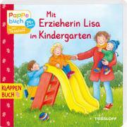 Cover-Bild zu Mit Erzieherin Lisa im Kindergarten von Fleßner, Hannah