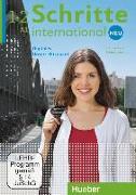 Cover-Bild zu Schritte international Neu 1+2. Deutsch als Fremdsprache. Digitales Unterrichtspaket von Niebisch, Daniela