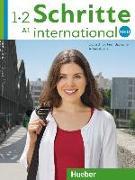 Cover-Bild zu Schritte international Neu 1+2 von Bovermann, Monika