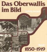 Cover-Bild zu Bd. 1: 1850-1919 - Das Oberwallis im Bild