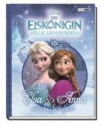 Cover-Bild zu Disney Die Eiskönigin: Mit Elsa und Anna durchs Schuljahr von Panini