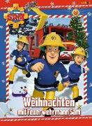 Cover-Bild zu Feuerwehrmann Sam: Weihnachten mit Feuerwehrmann Sam von Panini